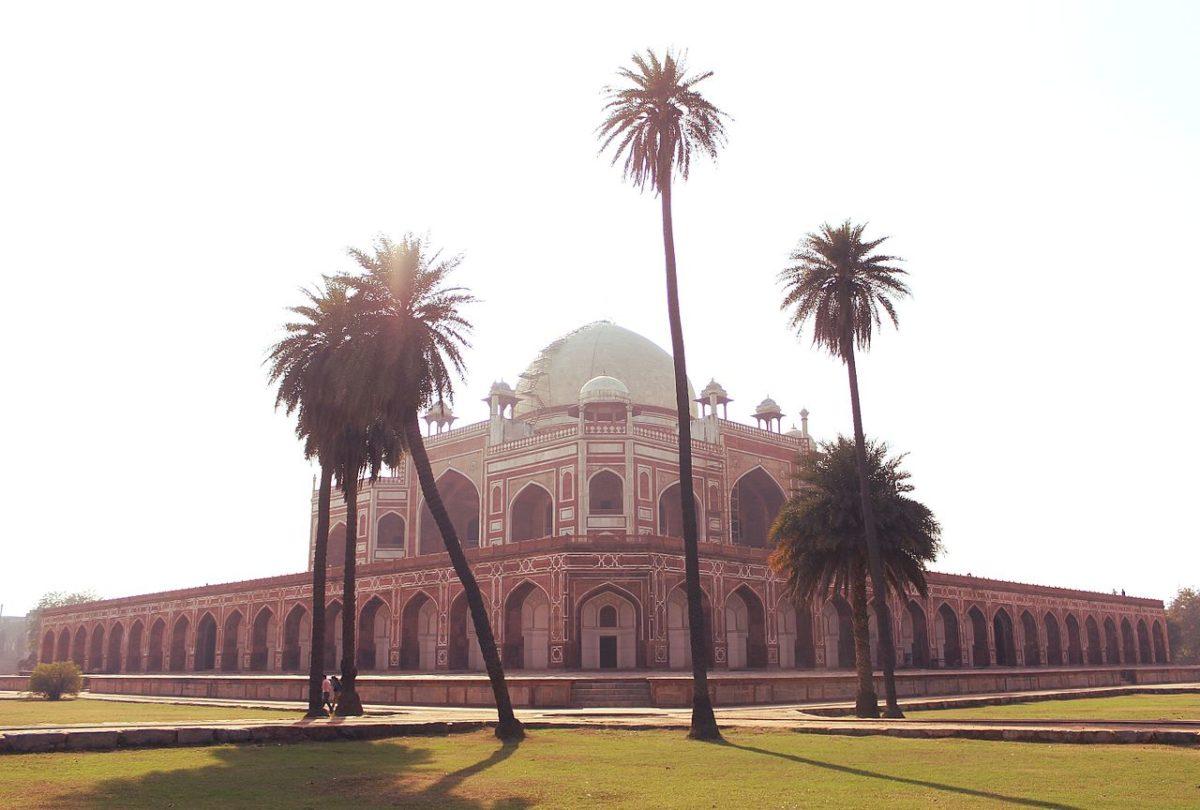 Humayun's tomb, delhi day tours
