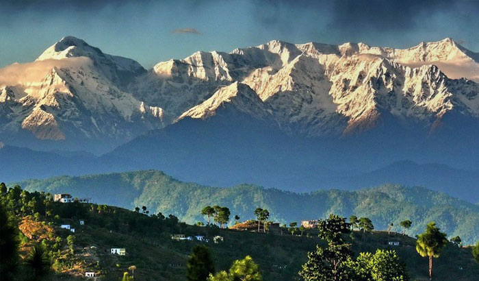 Kumaon-hill-station