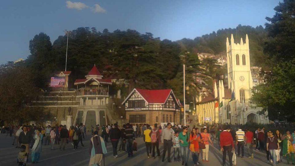 The Ridge Shimla