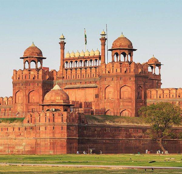 Red-fort tours