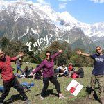 Himalayan Adventure Camping